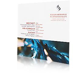 CD Mozart – Boulanger – Elgar