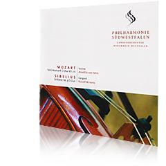 CD Mozart – Sibelius