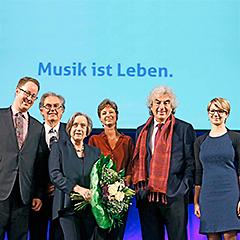 PhilSW – Verleihung des Hermann-Voss-Kulturpreises